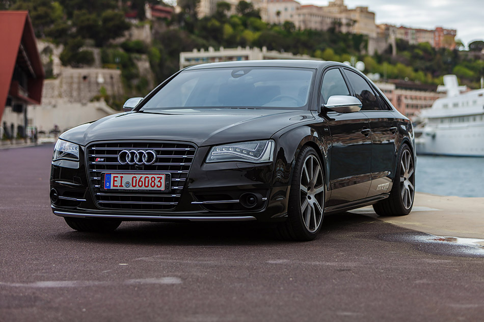 2013 MTM Audi S8 Front Angle