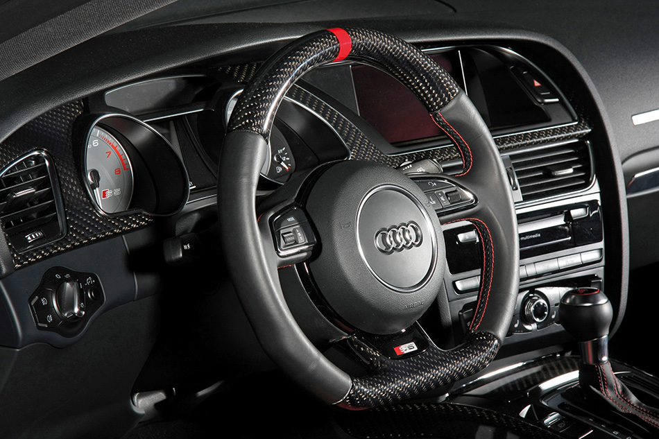 2013 Senner Tuning Audi S5 Coupe Interior