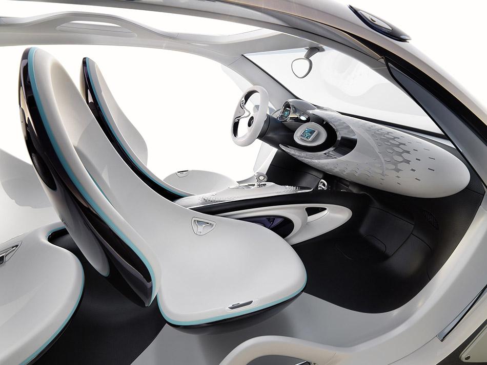 2013 Smart fourjoy Interior
