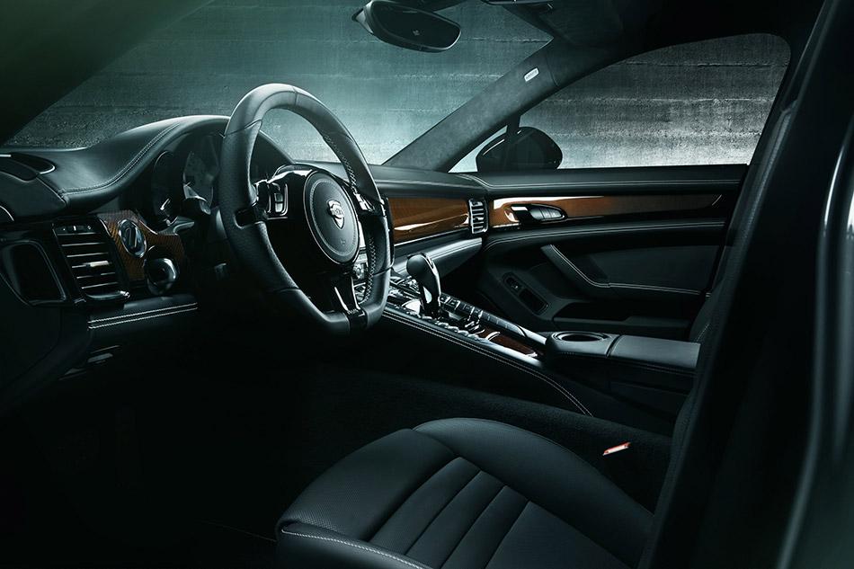 2013 Techart Grand GT Porsche Panamera Turbo Interior