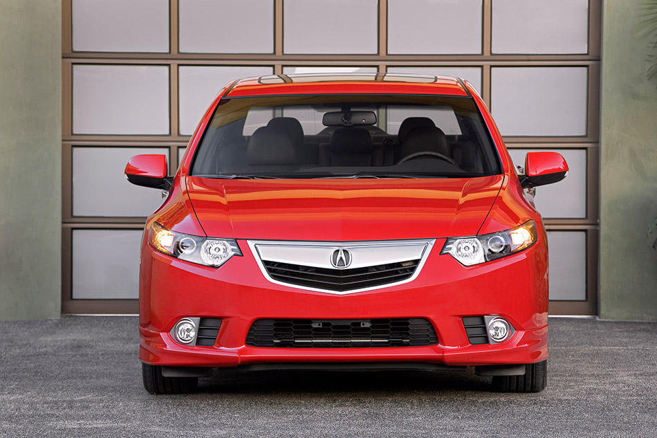 2014 Acura TSX SE Front
