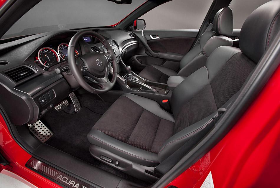2014 Acura TSX SE Interior