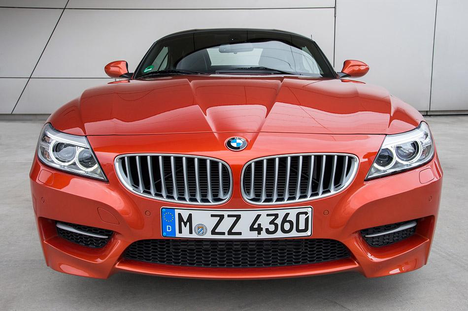 2014 BMW Z4 Front