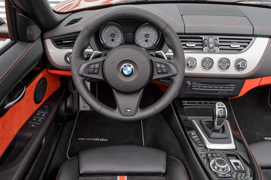 2014 BMW Z4 Interior