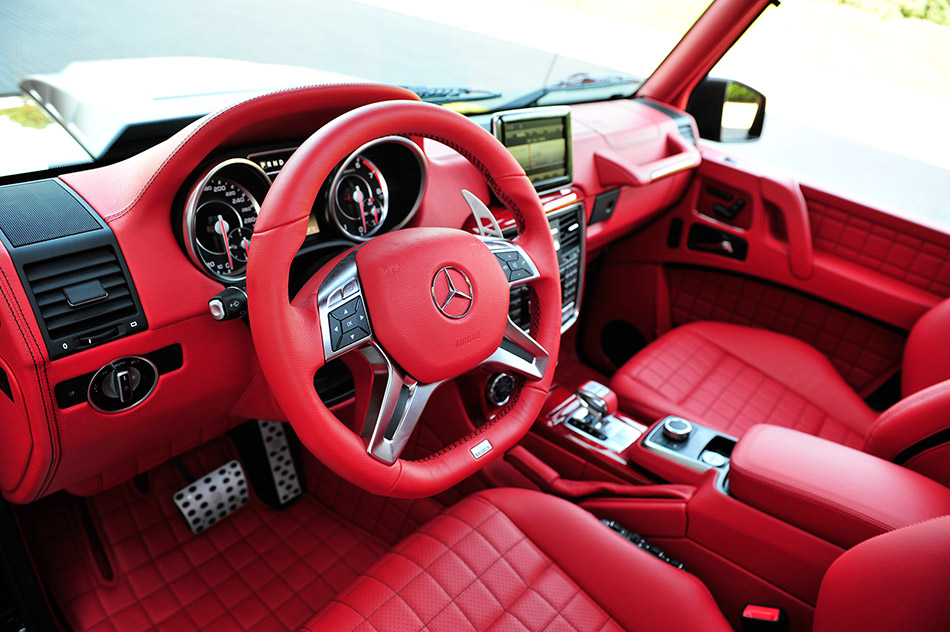 2014 Brabus B63s 700 6x6 Mercedes Benz G Class Hd