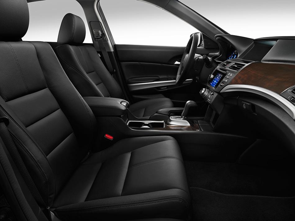 2014 Honda Crosstour EX-L Interior