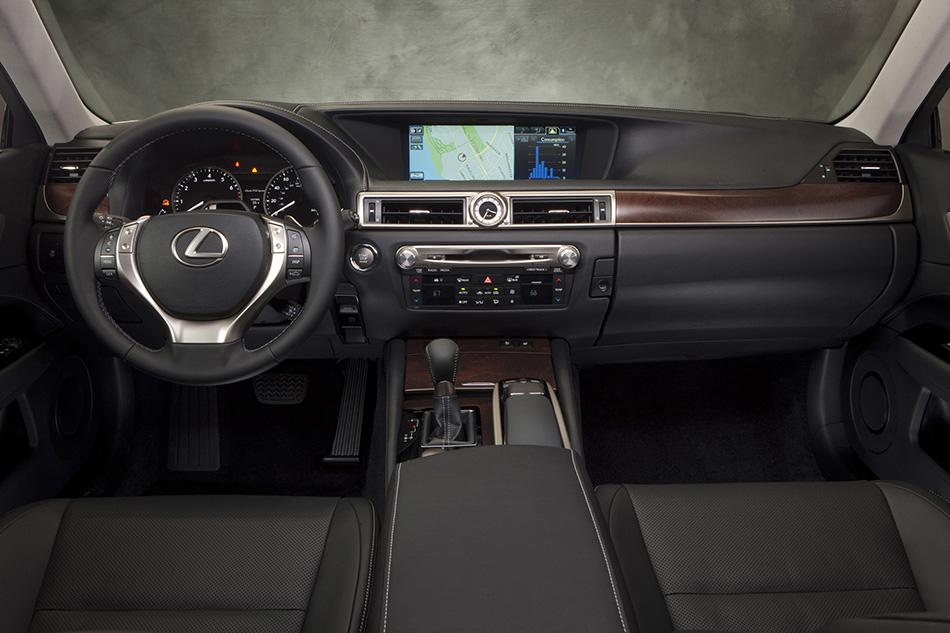 2014 Lexus GS 350 Interior