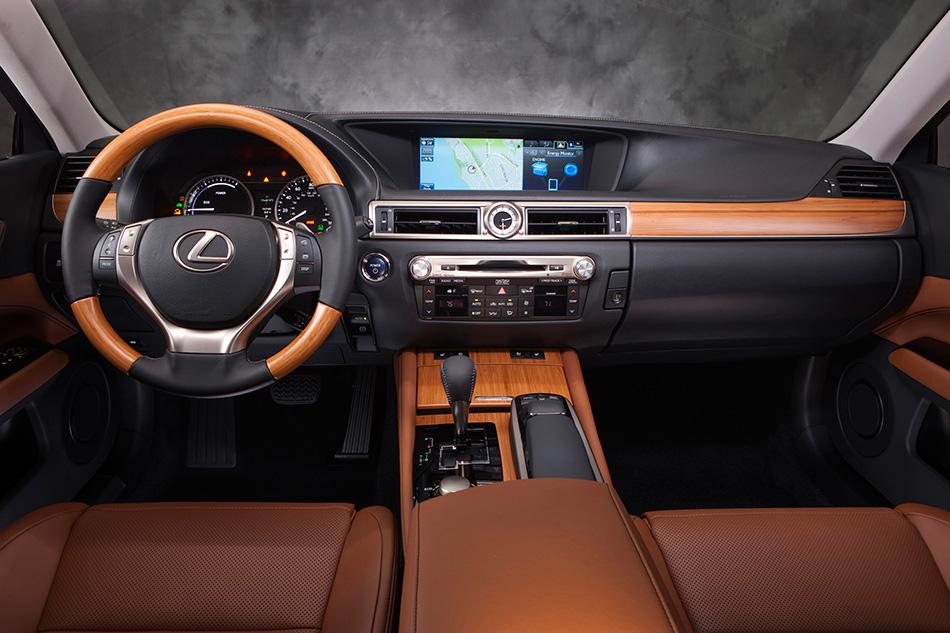 2014 Lexus GS 450h Interior