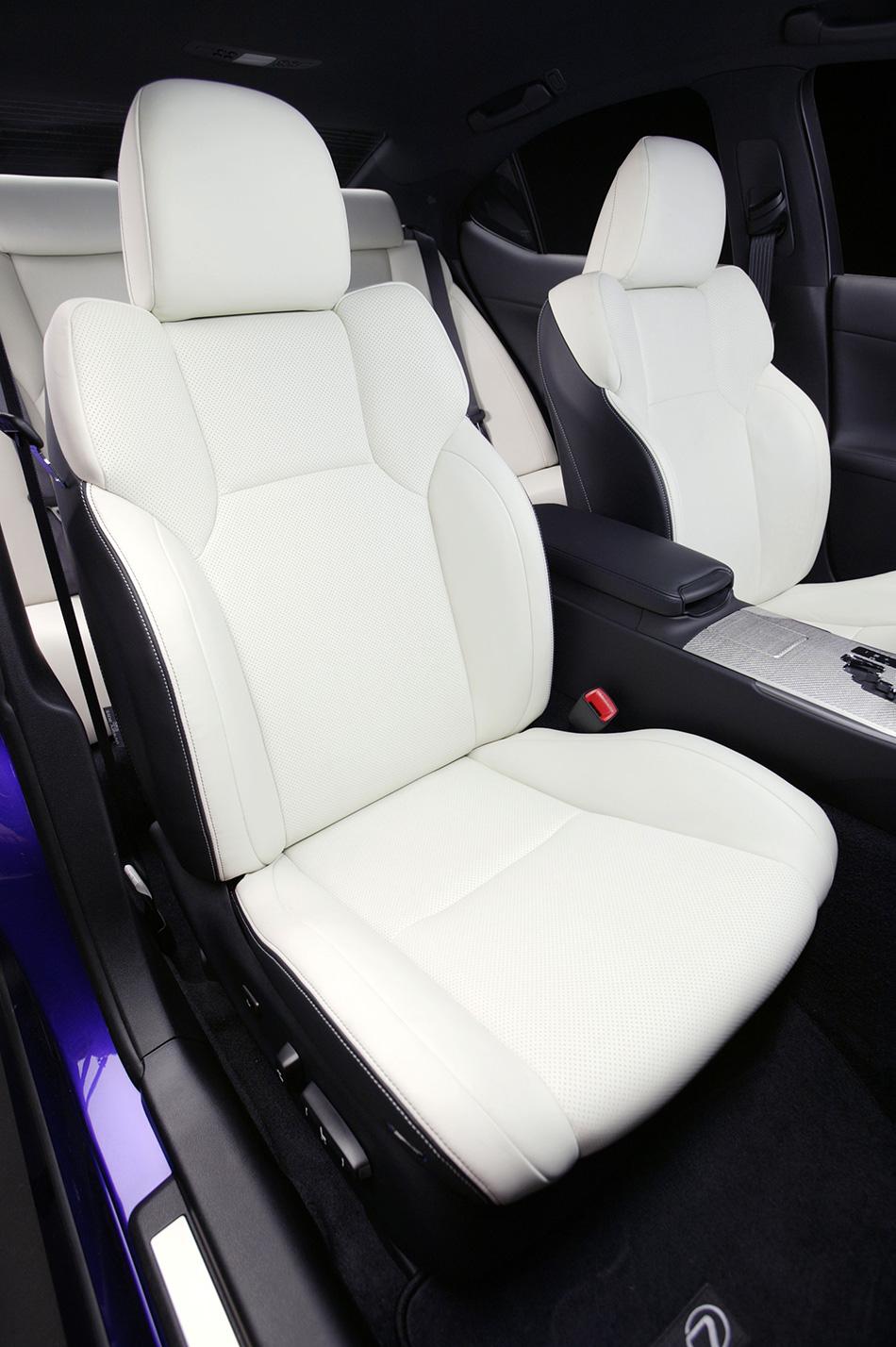 2014 Lexus IS F Interior