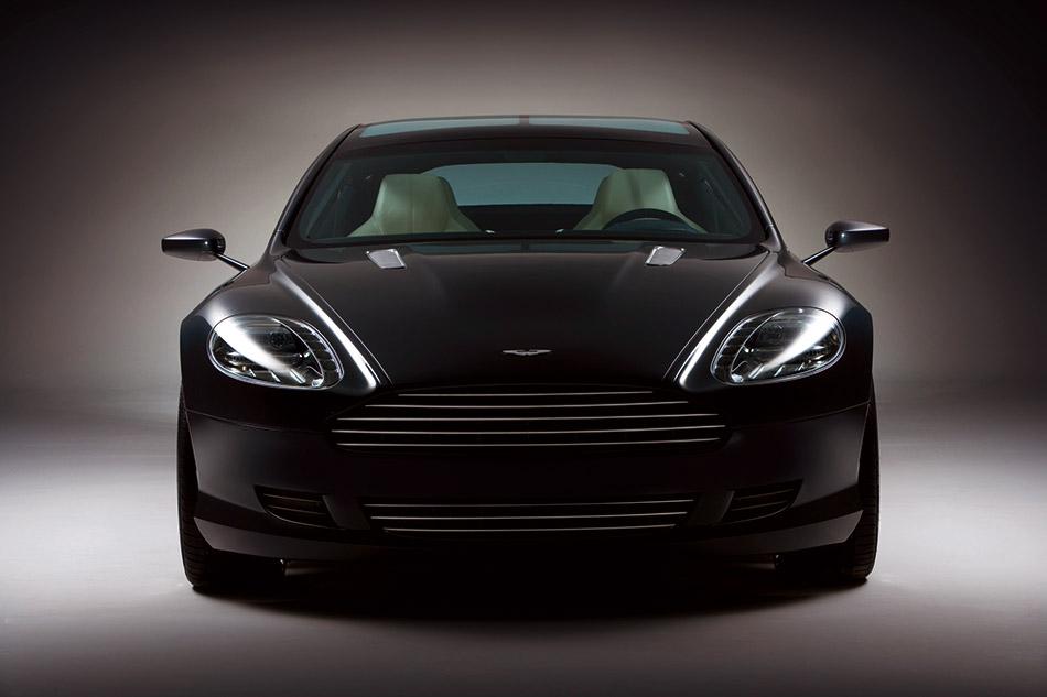 2006 Aston Martin Rapide Front Angle