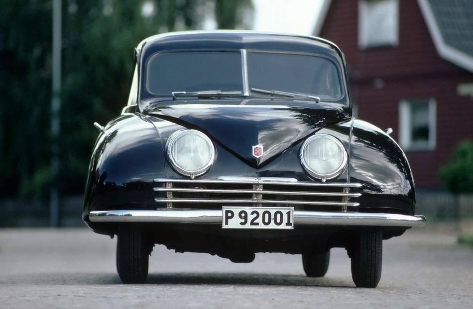 1946 Saab 92001 Ursaab Front Angle