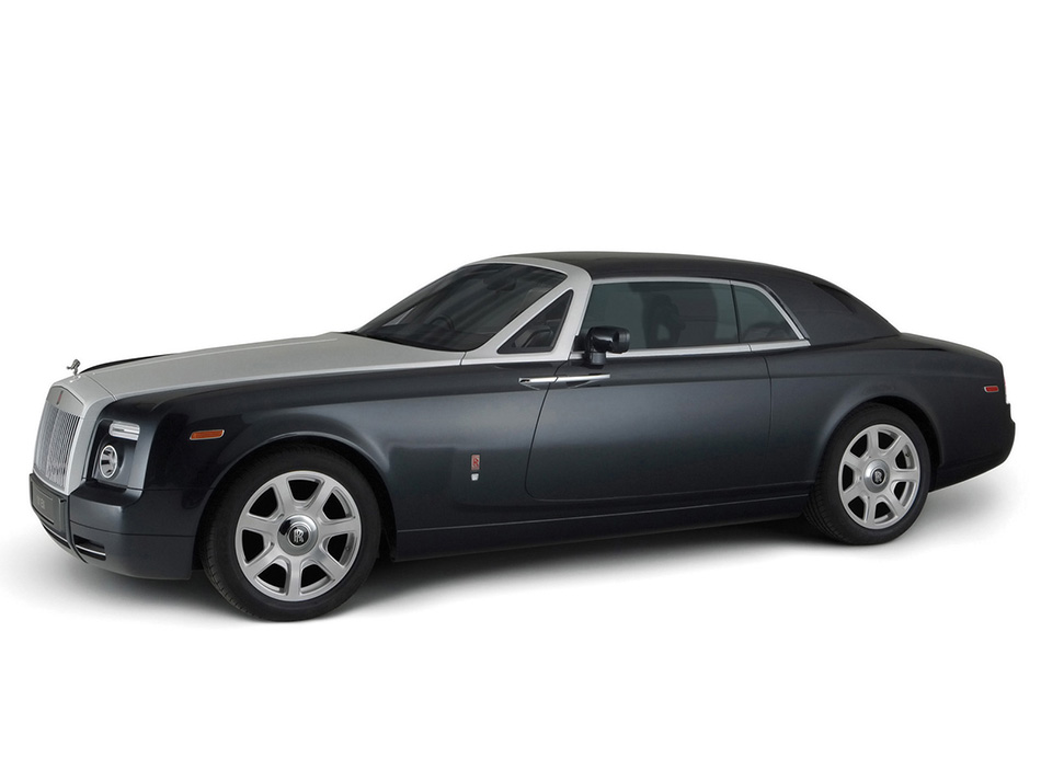 2006 Rolls-Royce 101EX Concept Front Angle