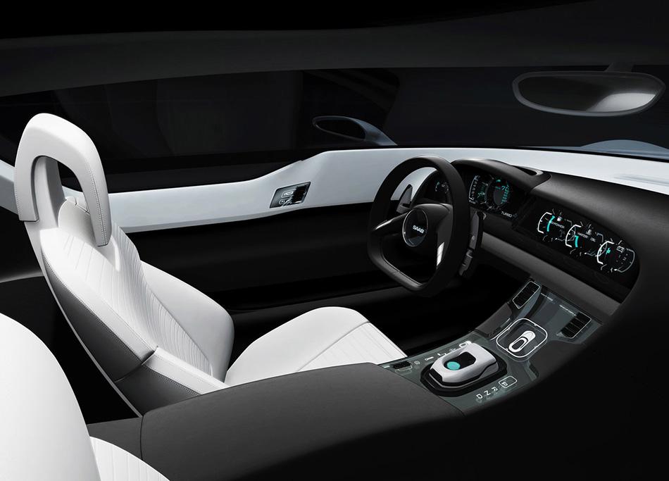2006 Saab Aero X Concept Interior