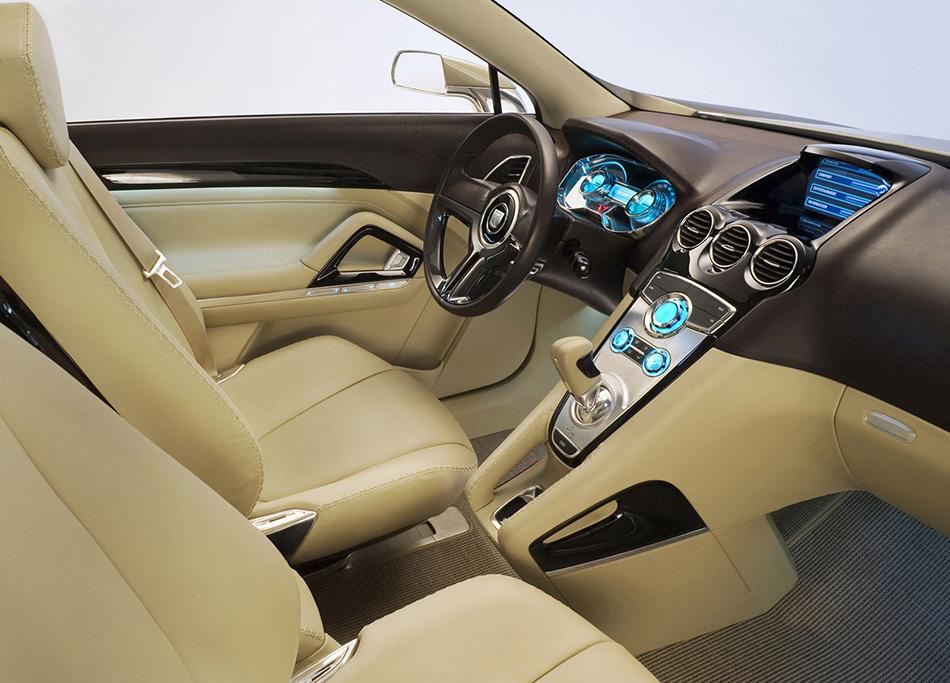 2006 Saturn PreVue Concept Interior