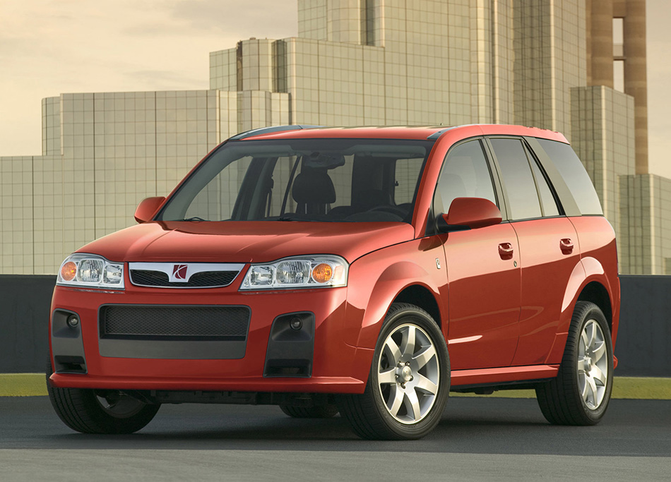 2006 Saturn Vue Red Line Front Angle