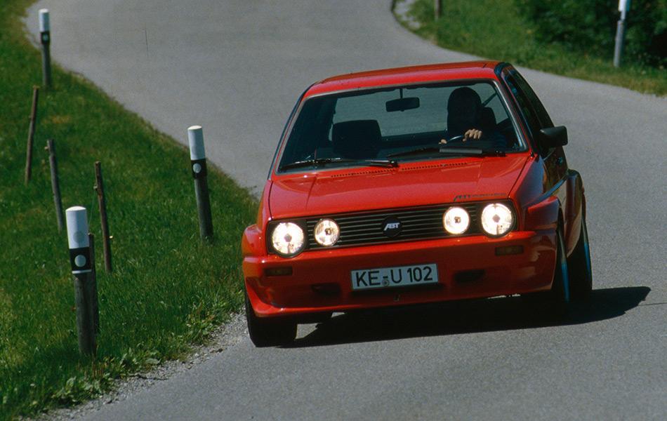 1983 ABT Volkswagen Golf II
