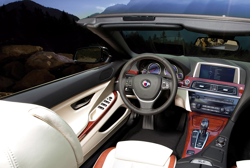 2013 Alpina BMW B6 Biturbo Interior