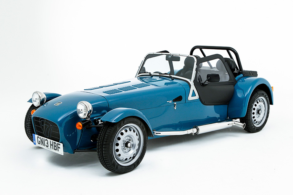 2014 Caterham Seven 160 Front Angle
