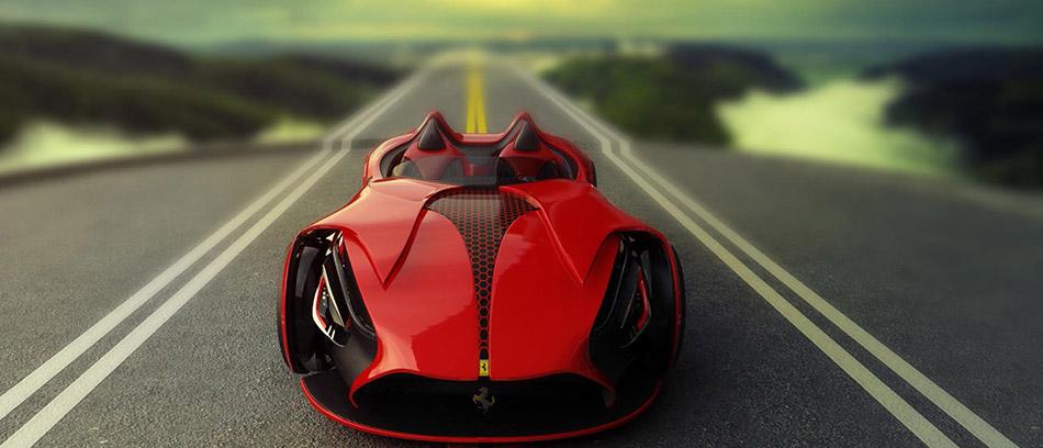 2013 MarkDesign Ferrari Millenio Front