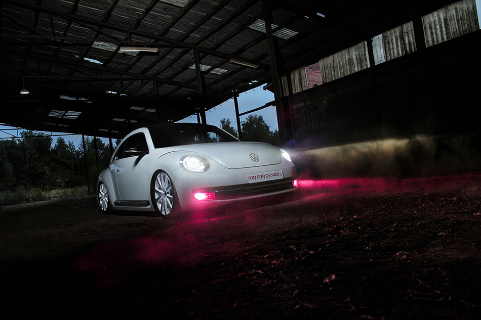 2013 Mr Car Design Volkswagen Beetle Retro-Design Front Angle