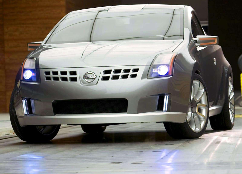 2005 Nissan AZEAL Concept Front Angle