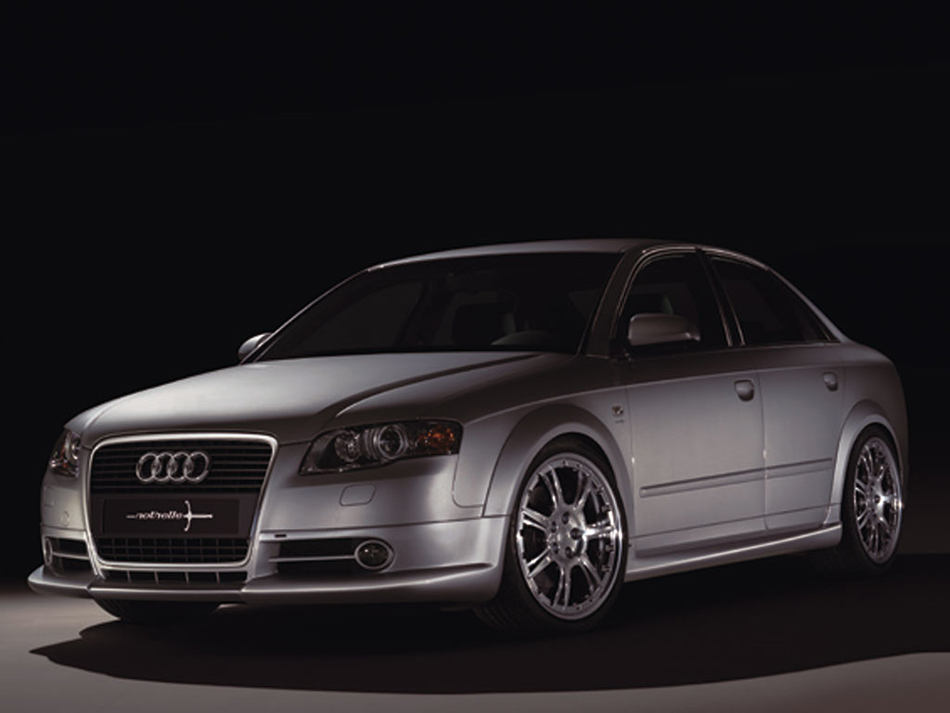 2006 Nothelle Audi A4 Front Angle