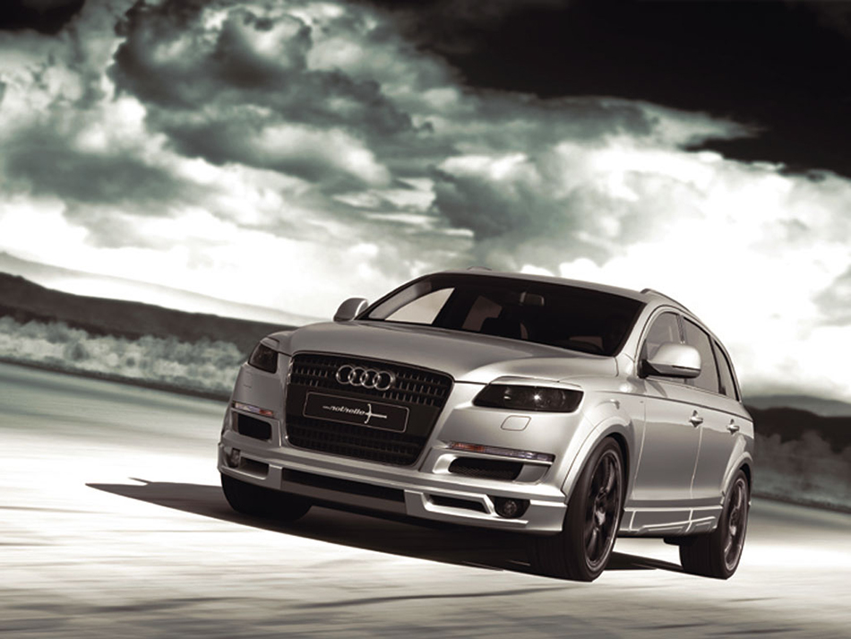2007 Nothelle Audi Q7 Front Angle