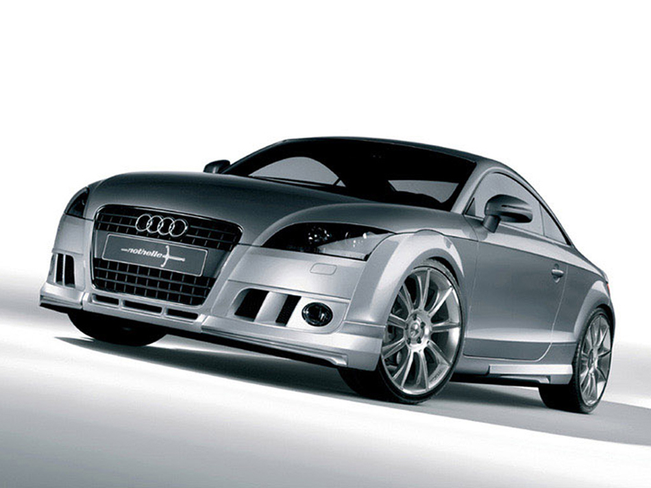 2007 Nothelle Audi TT Front Angle
