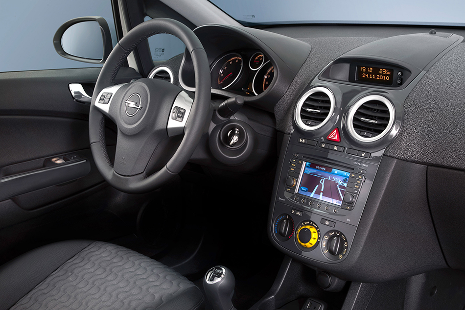 2011 Opel Corsa Interior