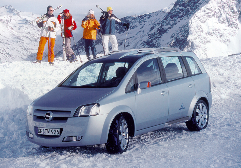 opel zafira snowtrekker 2000 car specs and details. Black Bedroom Furniture Sets. Home Design Ideas