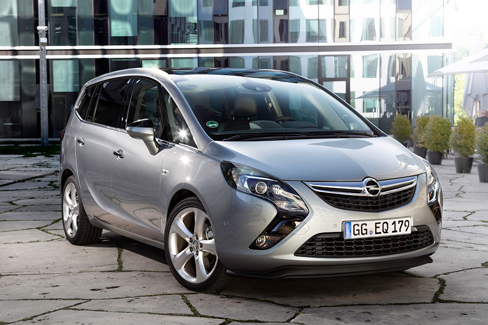 2011 Opel Zafira Tourer Hd Pictures Carsinvasion