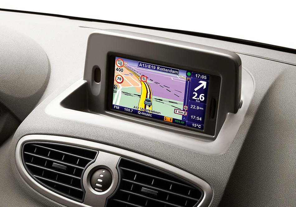 2009 Renault Clio TomTom Navi