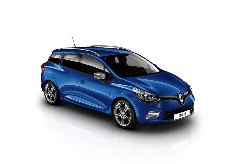 2013 Renault Clio GT 120 EDC Front Angle