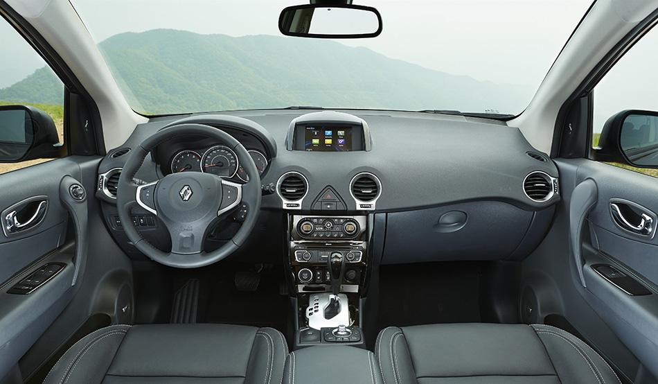 2013 Renault Koleos Interior