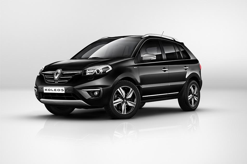 2013 Renault Koleos Front Angle