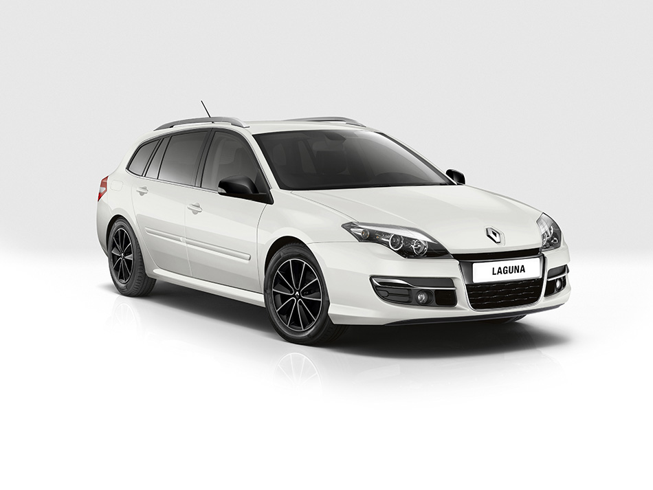 2013 Renault Laguna Front Angle