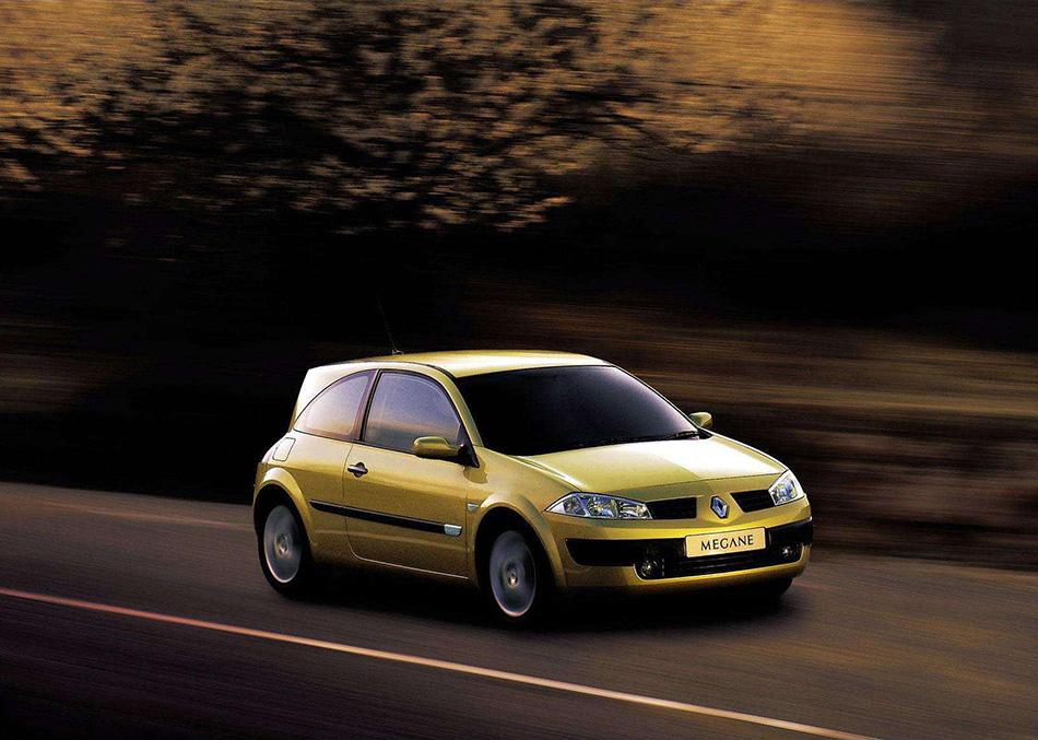 2003 Renault Megane Ii Sport Hatch Hd Pictures Carsinvasion