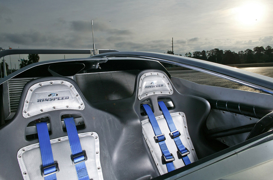 2004 Rinspeed Splash Interior