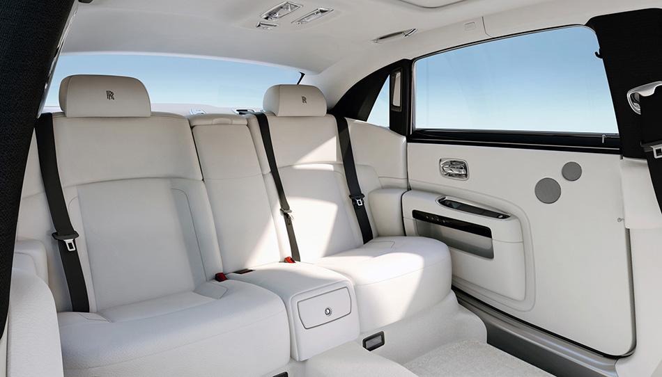2011 Rolls-Royce Ghost Extended Wheelbase Interior