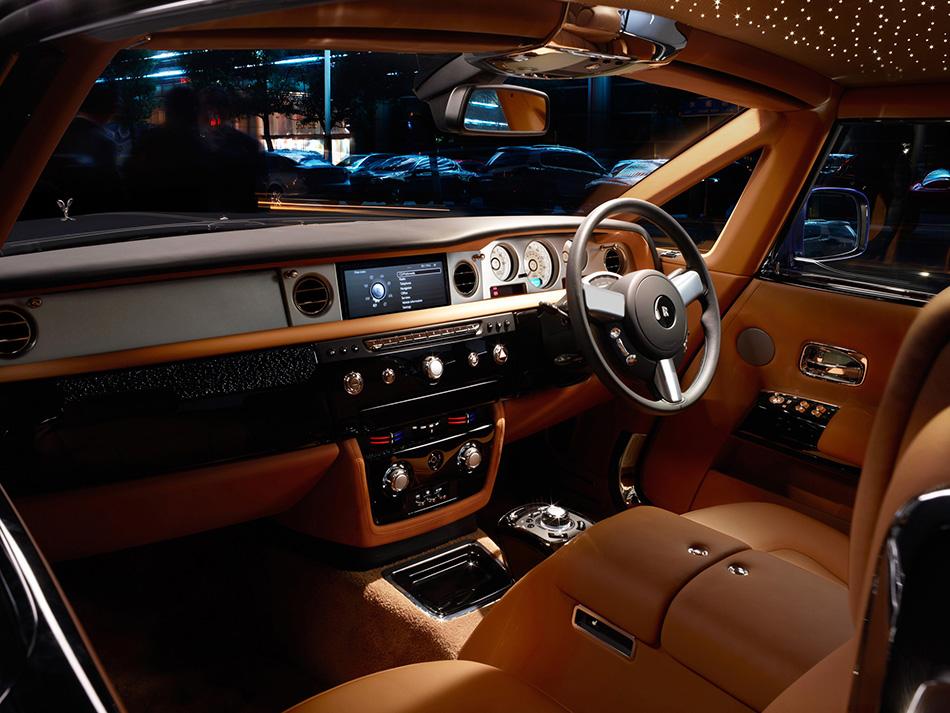 2013 Rolls-Royce Phantom Coupe Series 2 Interior
