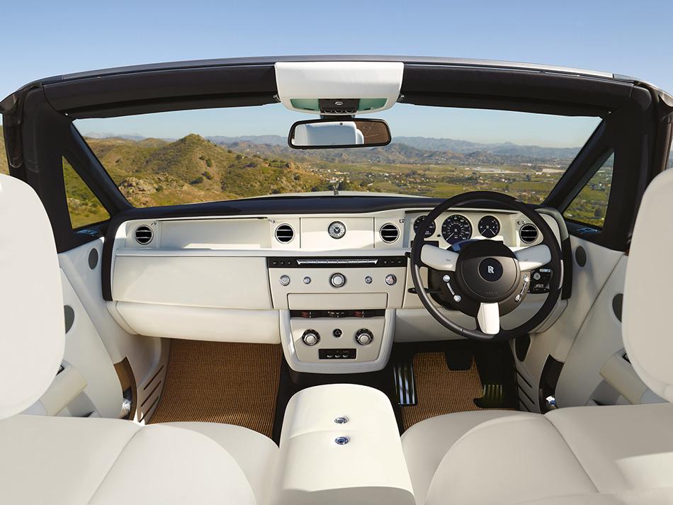 2013 Rolls-Royce Phantom Drophead Coupe Series 2 Interior