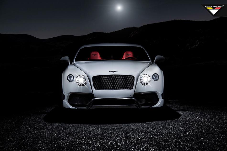 2013 Vorsteiner Bentley Continental GT BR10-RS Front