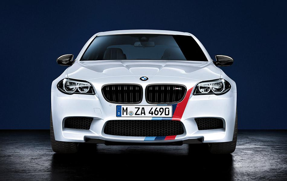 2014 BMW M5 M Performance Accessories Front