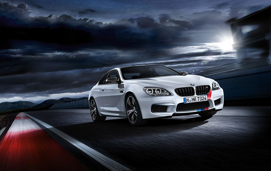 2014 BMW M6 M Performance Accessories Front Angle