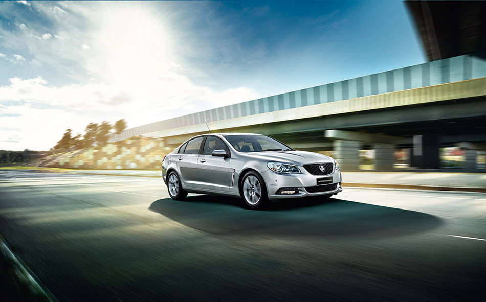 2014 Holden Commodore VF International Edition Front Angle