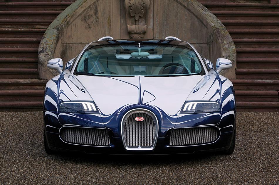 2011 Bugatti Veyron Grand Sport L'Or Blanc