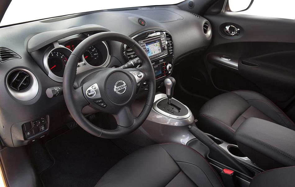 2013 Nissan Juke Interior