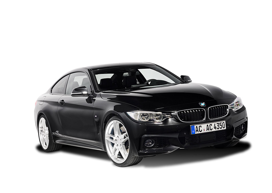 2013 AC Schnitzer BMW 4-series Coupe Front Angle