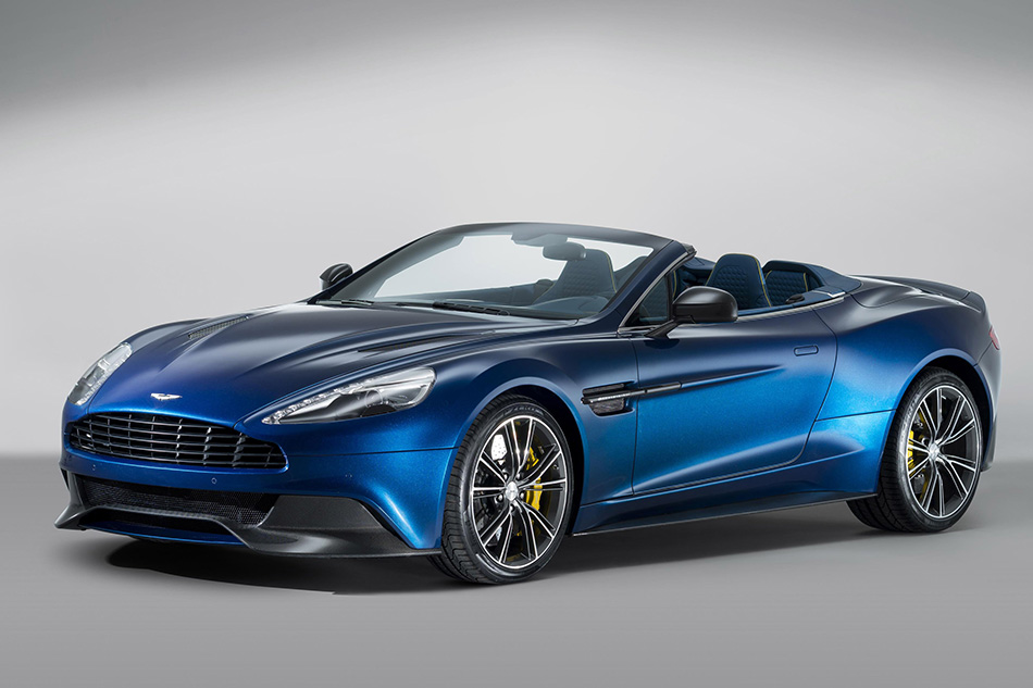 2013 Aston Martin Vanquish Volante