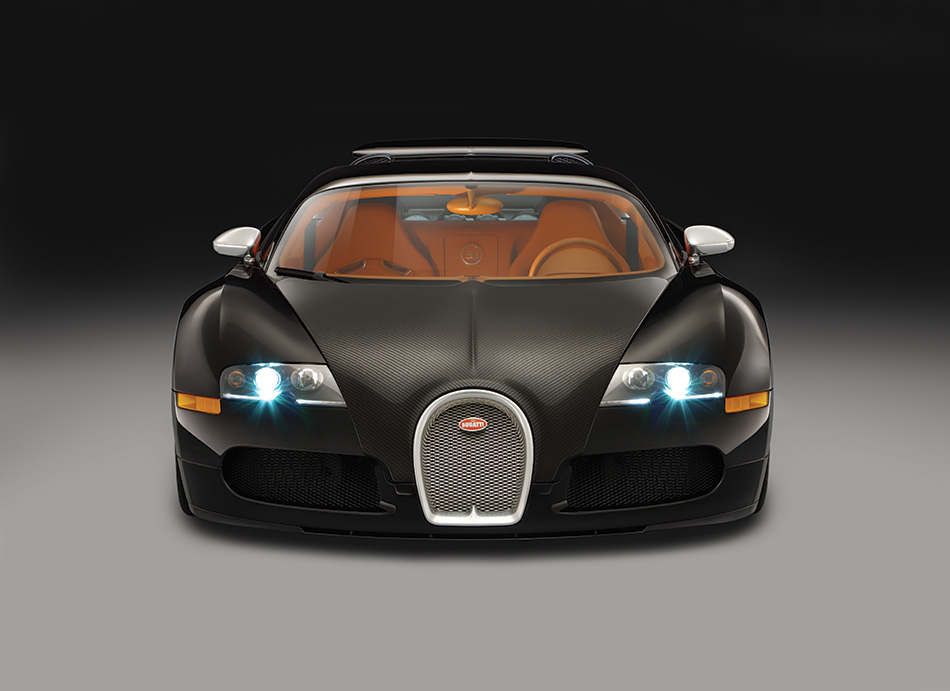 2008 Bugatti EB 16.4 Veyron Sang Noir